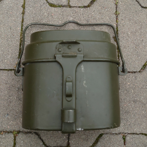 Menażki wojskowe - Militärkantinen - military canteens - houseofguns.pl